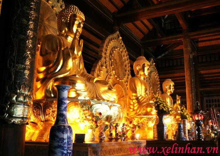Tour  Hà Nội - Bái Đính - Tràng An - 1 ngày