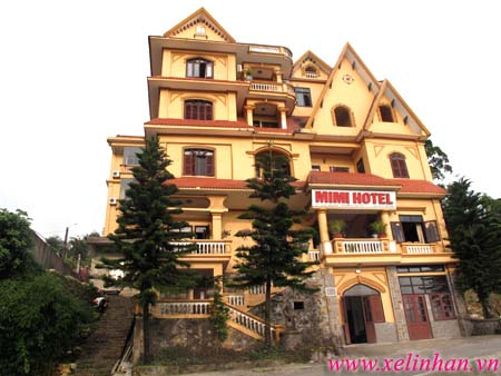 Khách sạn Mimi Tam Đảo