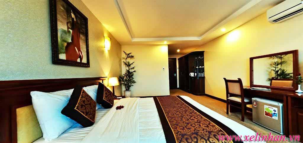 Khách sạn Tân Bình - Đồng Hới - Quảng Bình