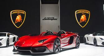 Lamborghini mở đại lý đầu tiên tại Việt Nam