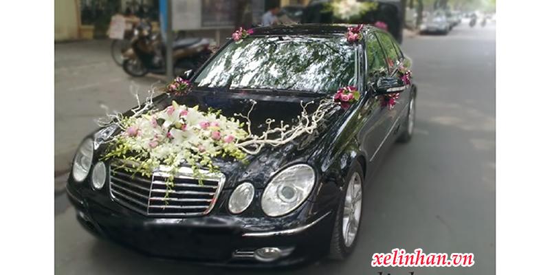 Xe cưới 4 chỗ - Merd E280
