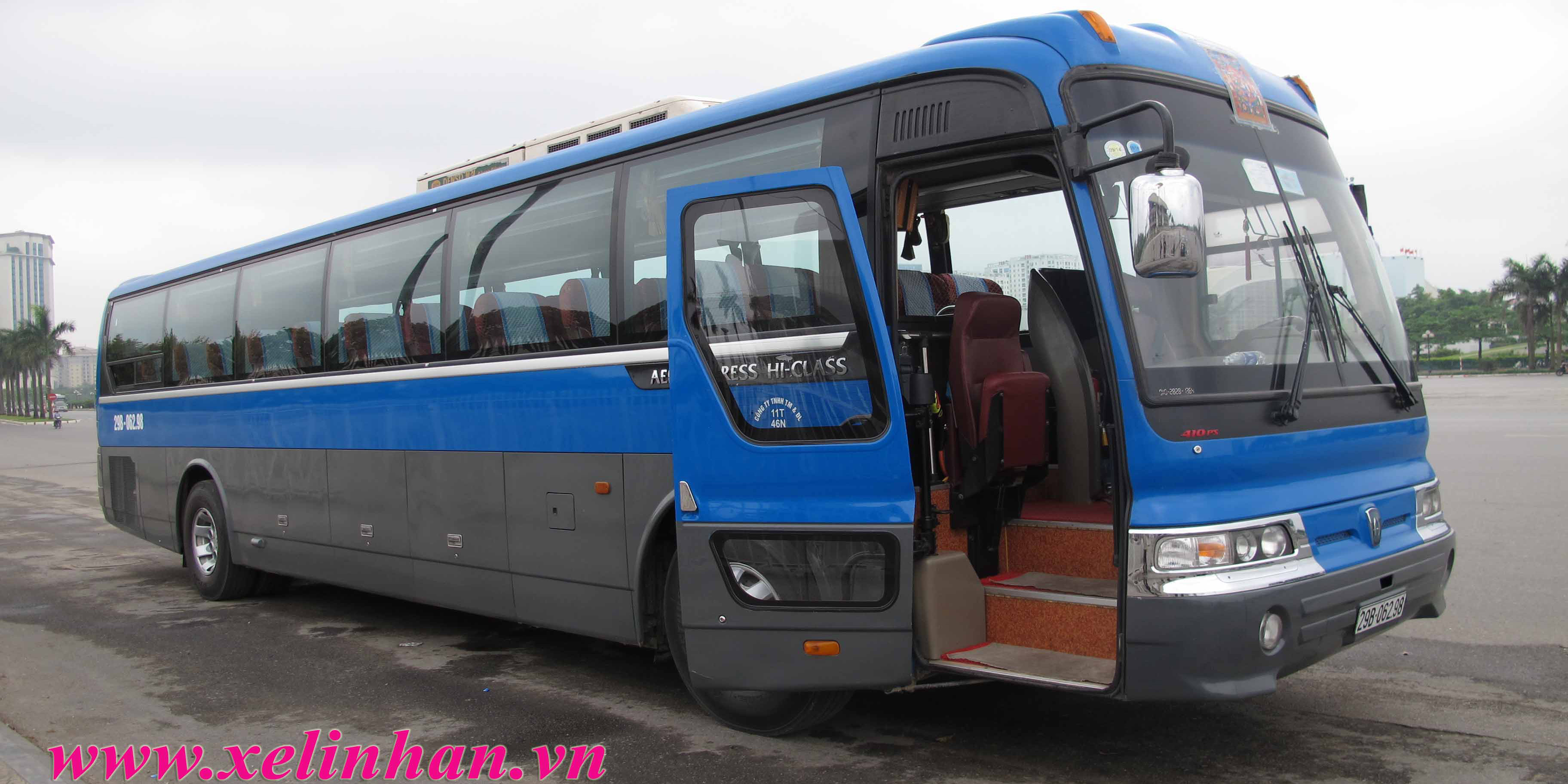 Xe 45 chỗ - Aero space/Hi-class