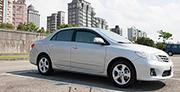 Xe 4 chỗ - Toyota Altis