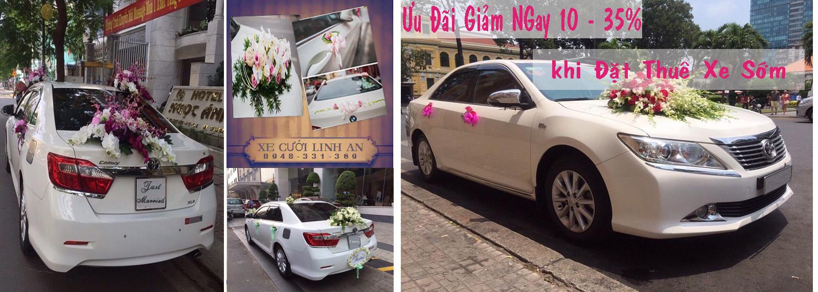 Cho thuê xe đón tiễn sân bay - Xe tháng - Xe Linh An