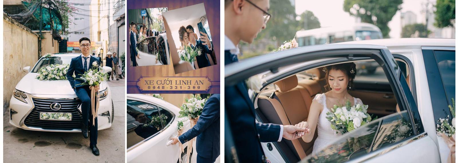 Cho Thuê Xe Cưới - Xe Dâu - Xe Linh An